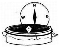 Самодельный компас