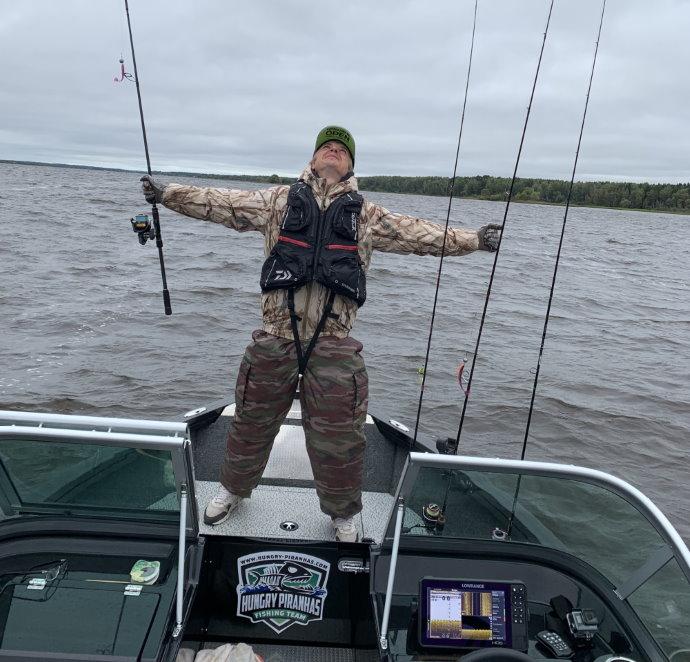 рыболовный гид на Оке