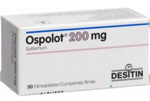 Препарат для лечения эпилепсии - осполот
