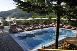Отели в Карпатах с бассейном: цены