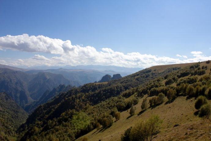 Урочище Джилы-Су в Кабардино-Балкарии