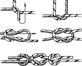 Узлы - это способы соединения веревок, лент, рыболовных лесок, различных нитей и т.п., способы образования петель и...