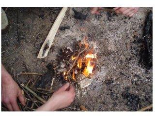 Марганцовка - добыча огня