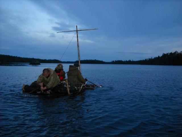 Выживание в Северной Карелии