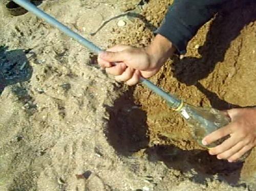 дистилляция морской воды в походе