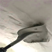 Trasa.Ru - Скруглите потолок и уберите все неровности