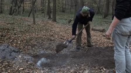 Как сделать древесный уголь