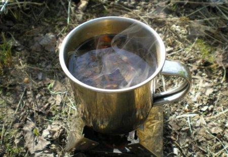 Напиток из одуванчиков (кофе)